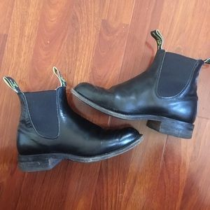 R.M. Williams Shoes - R.M. Williams leather boots